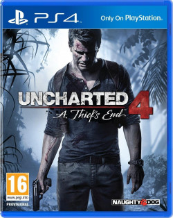 Uncharted 4 :A Thief's End PS4