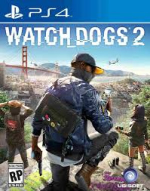 Watch Dogs 2(Preorder)/PS4