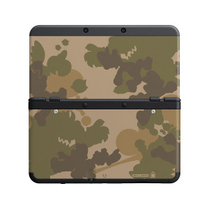 Nintendo Official Cover Plate for New 3DS- Camouflage /3DS