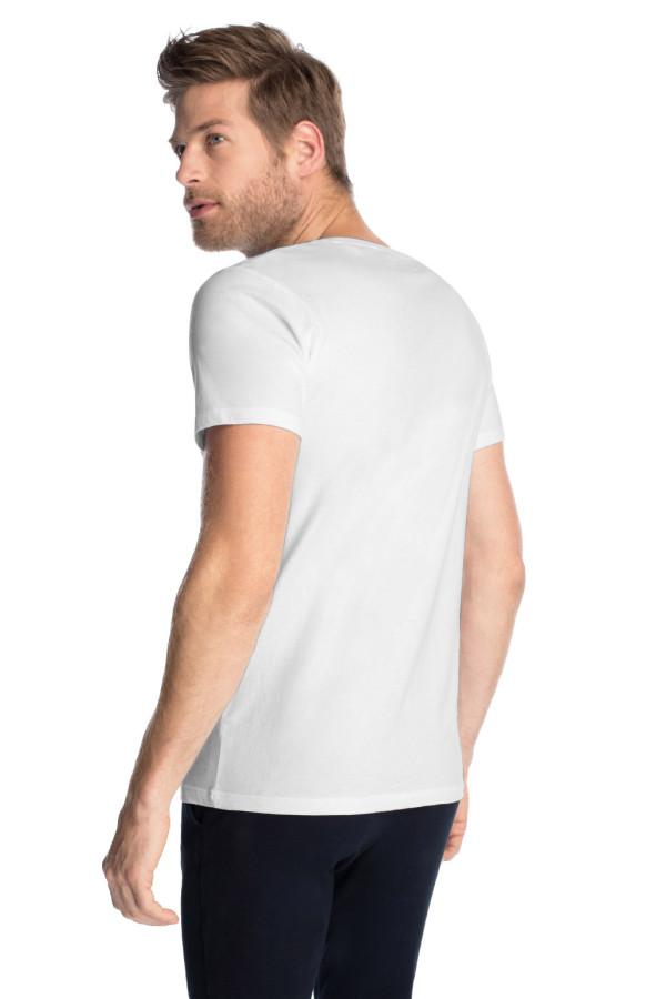 141039519d4 Esprit Jersey Print Tee Shirt - Shirts & Tees - Men